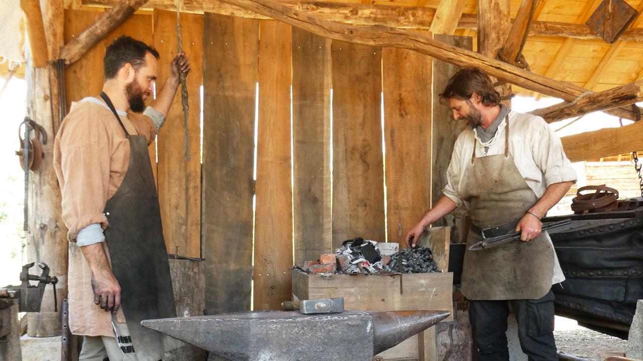 Infos pratiques : visiter Montcornelles, le chantier médiéval des montagnes du Bugey