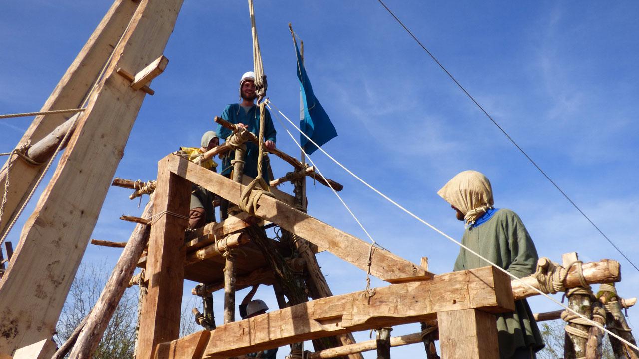 Le chantier Montcornelles au cœur des montagnes du Bugey