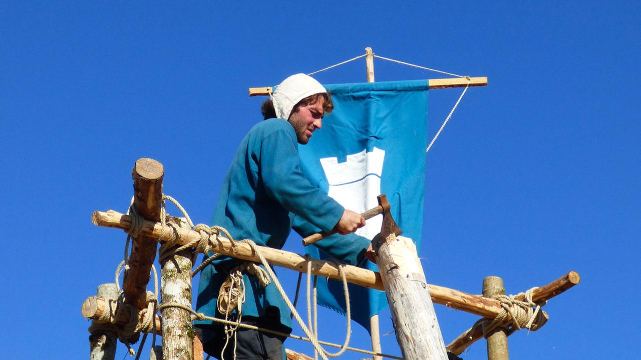 Montcornelles : la naissance d'une véritable cité médiévale dans le Bugey
