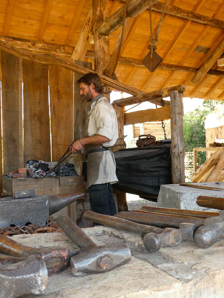 Montcornelles : un chantier médiéval qui se visite