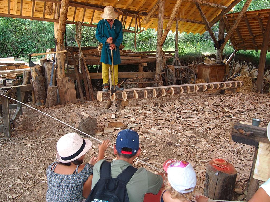 Montcornelles : un projet de construction de village médiéval qui se visite
