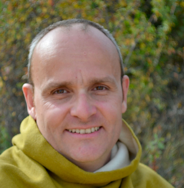 Régis Navarro : fondateur et Président du chantier Montcornelles