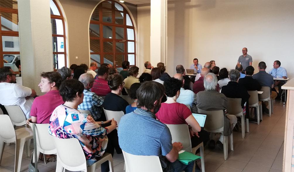 AssociésMontcornelles assemblée générale de la SCIC