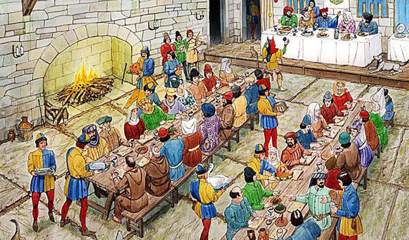 Montcornelles banquet