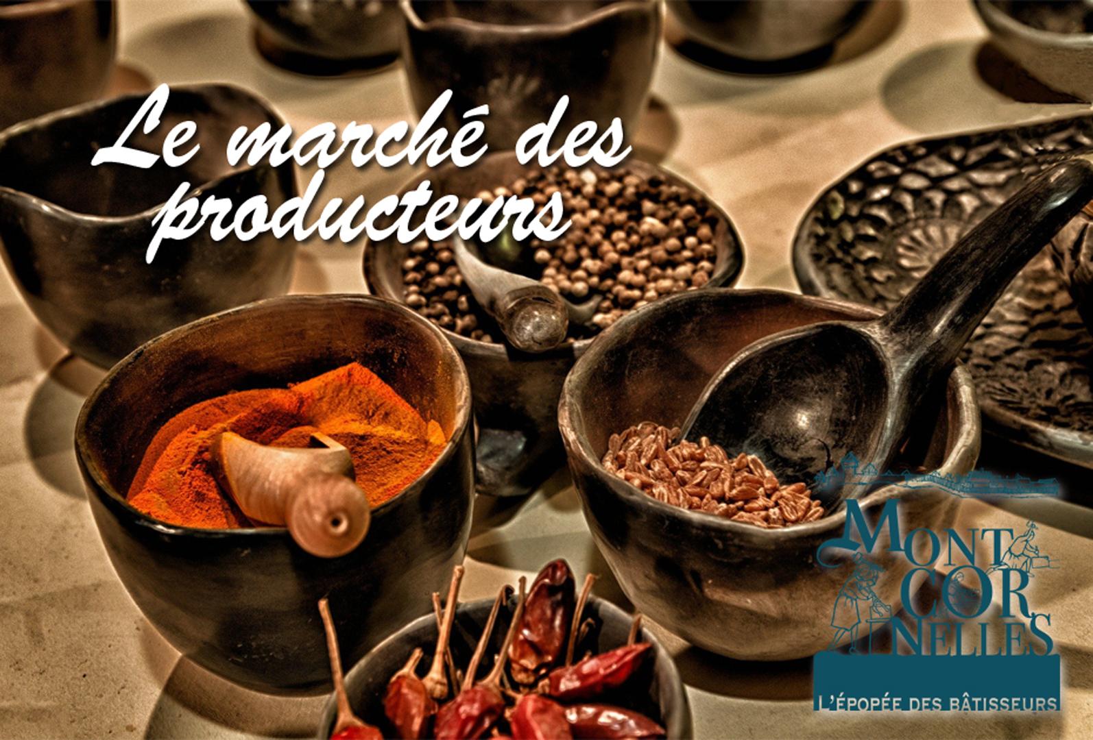 Montcornelles marché producteurs